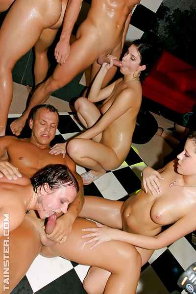 Disco Porno to jedna wielka Orgia